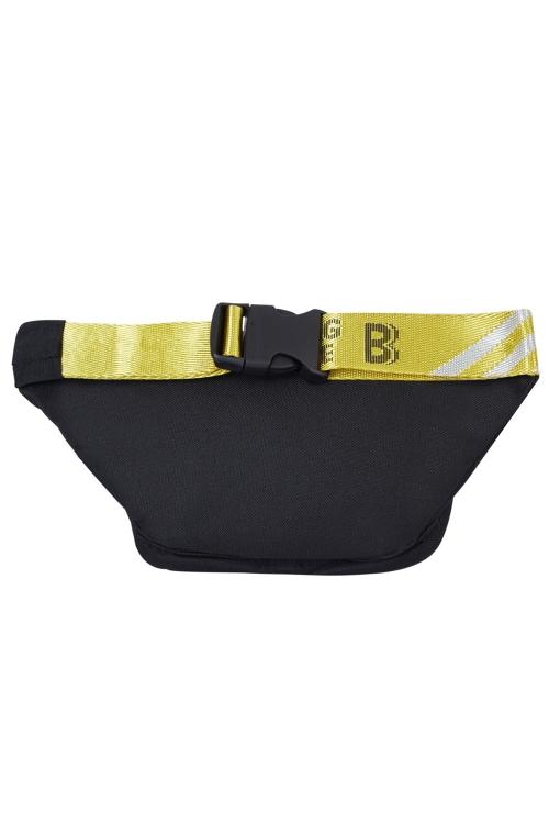 Bumbumbag - Milkshake GPS Bumbag Intense Brownie Yellow - Svartgul