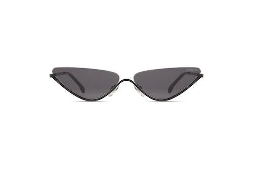 Komono - Ash All Black - Solglasögon - Unisex
