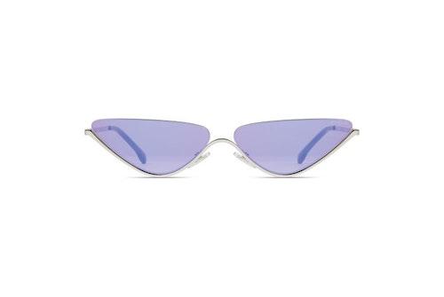 Komono - Ash Silver Amethyst - Solglasögon - Unisex
