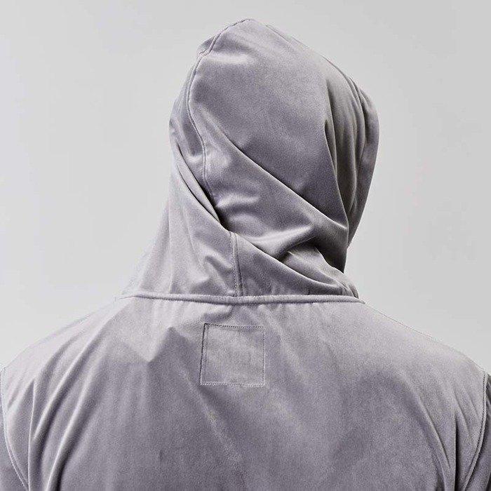 Cayler & Sons - New Age Short Sleeve Hoody - Grå