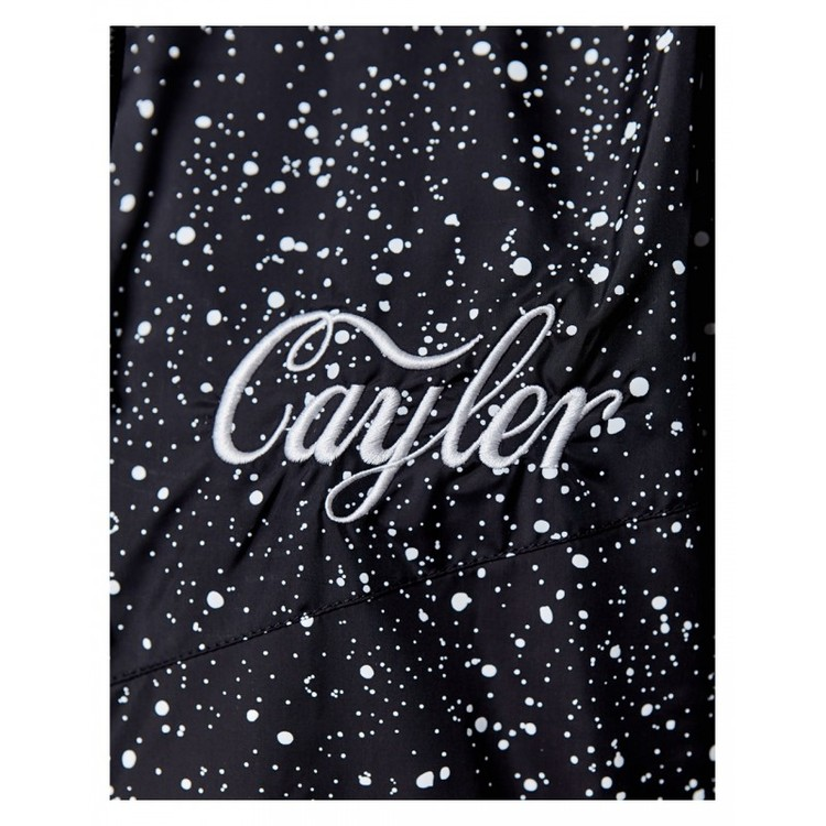 Cayler & Sons - Colombia Windbreaker - Svart