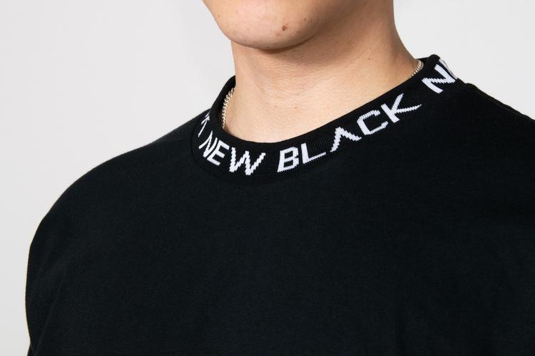 New Black - Ringo T-shirt - svart