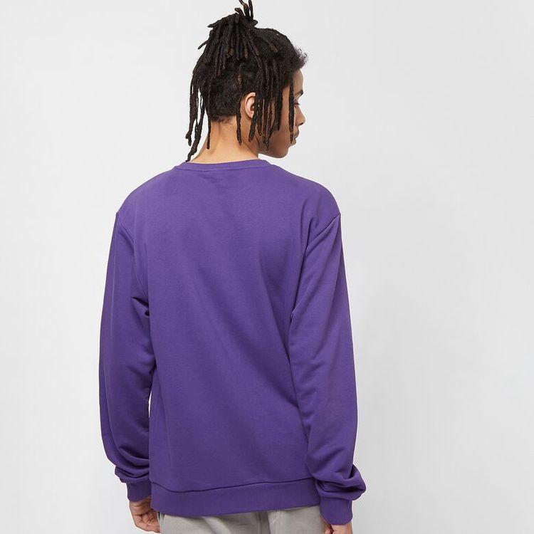 FILA - EFIM Essential Basics Crew neck tröja - Lila / tillandsia purple