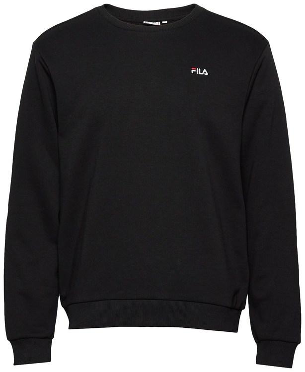 FILA - EFIM Essential Basics Crew neck tröja - Svart