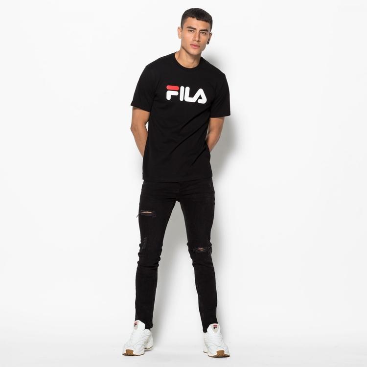 FILA - PURE Basics T-shirt - Svart