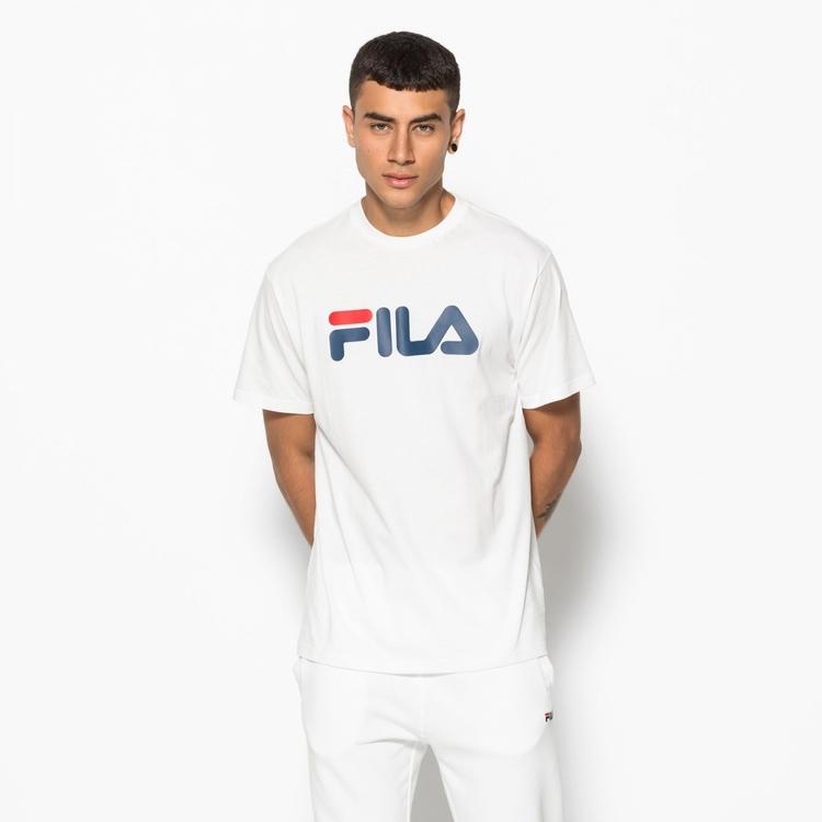 FILA - PURE Basics T-shirt - Vit