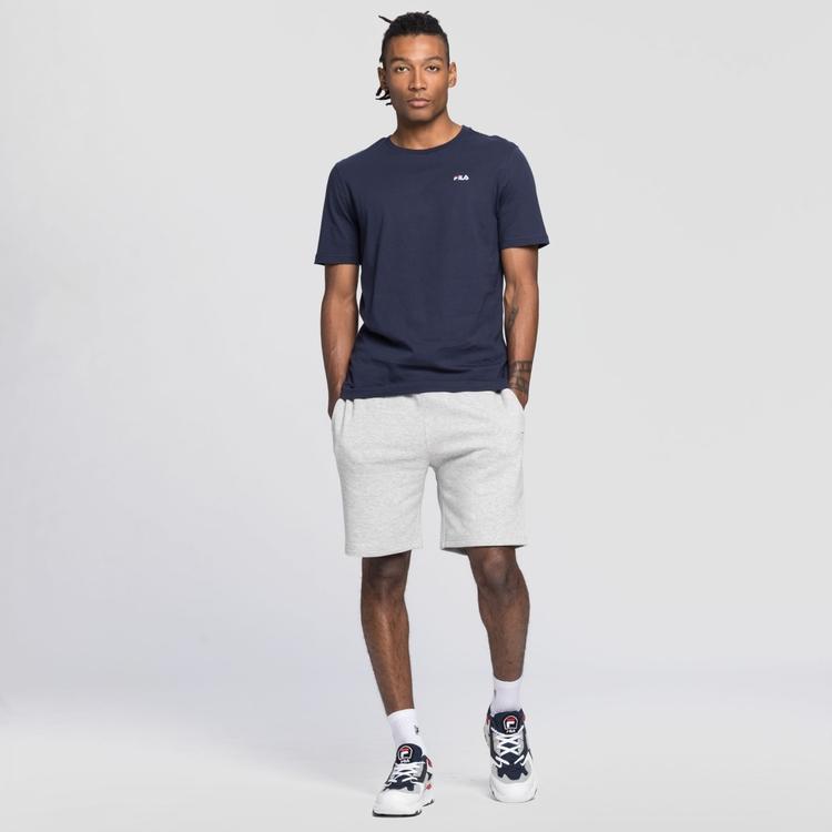 FILA - UNWIND Essential Basics T-shirt - Marinblå