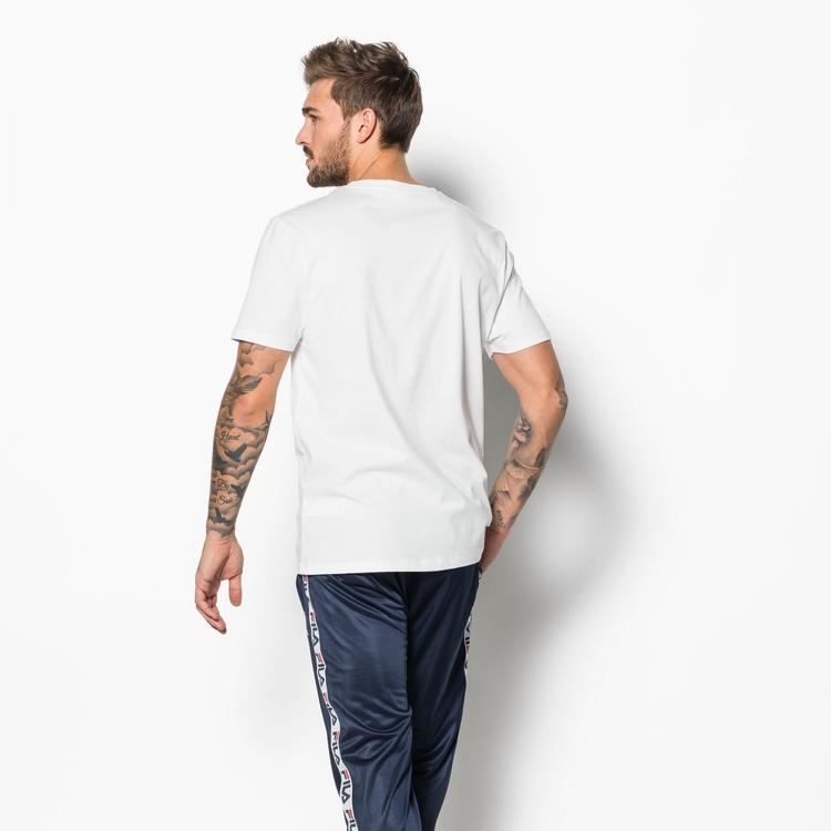 FILA - UNWIND Essential Basics T-shirt - Vit