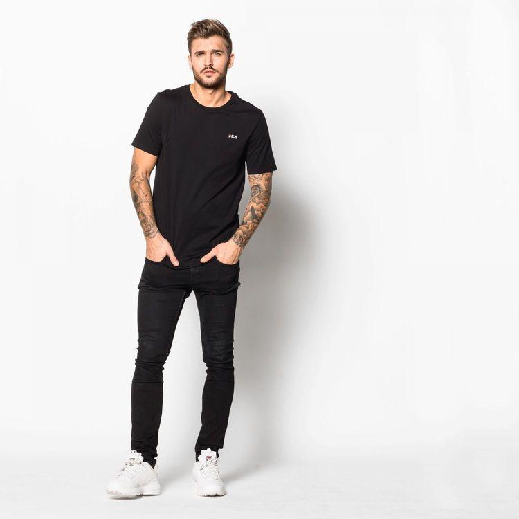 FILA - UNWIND Essential Basics T-shirt - Svart