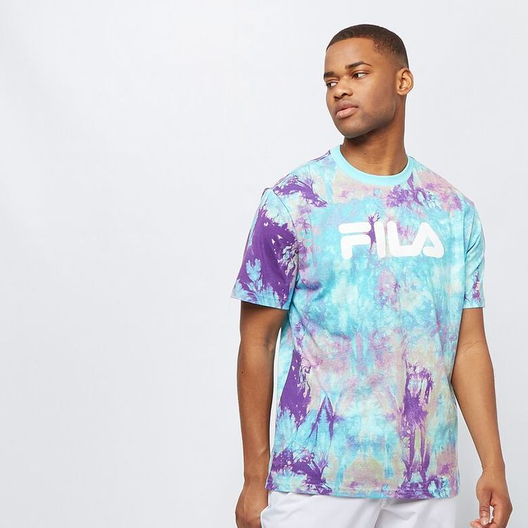 FILA - PURE AOP Basics T-shirt - Lila (unisex)
