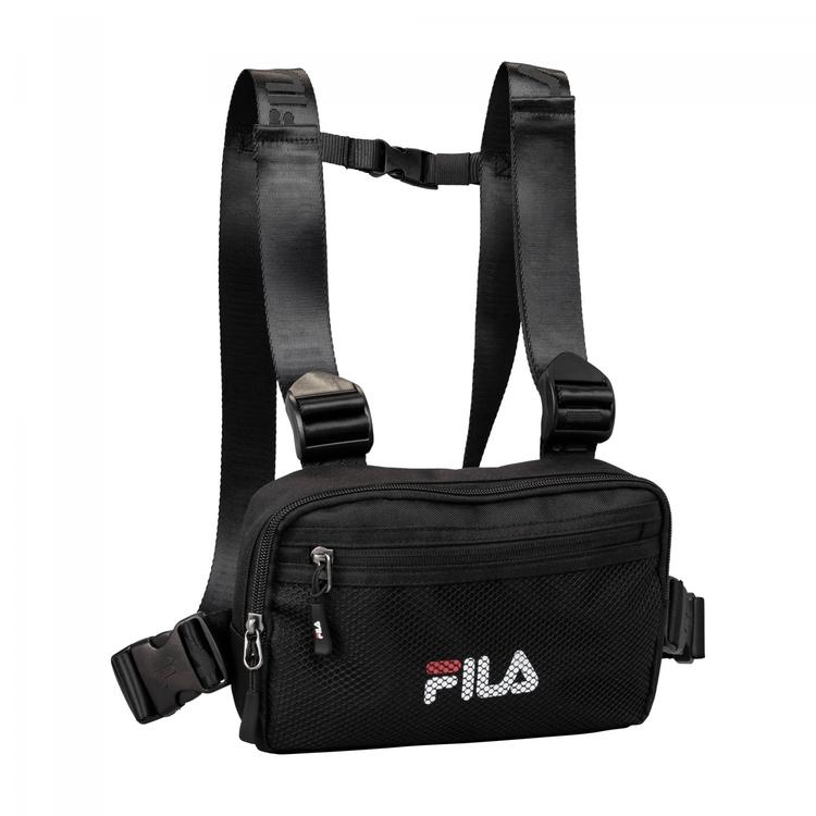 FILA - Chest Bag - Svart