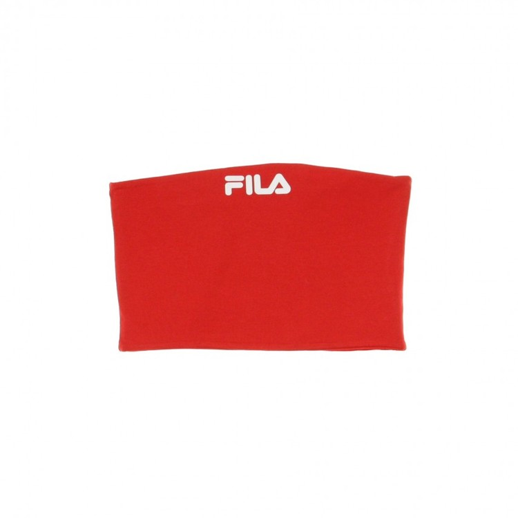 FILA - SABEL Seasonal Basics Bandeau Topp - Röd