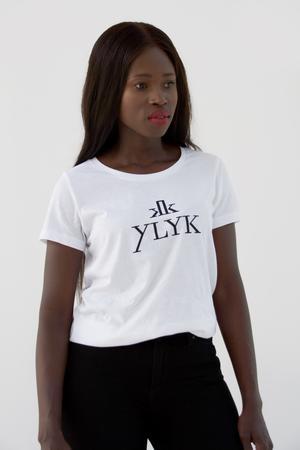 YLYK - Organic Tee - vit