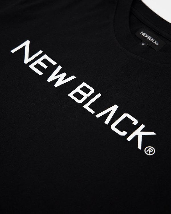New Black - Logo T-shirt - Svart