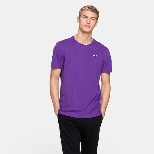 FILA - UNWIND Essential Basics T-shirt - Lila