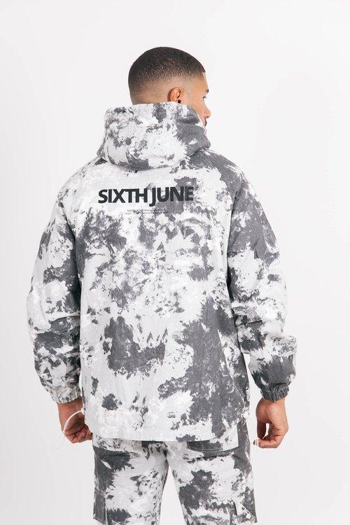 SIXTH JUNE - Mountain pockets jacket - Black