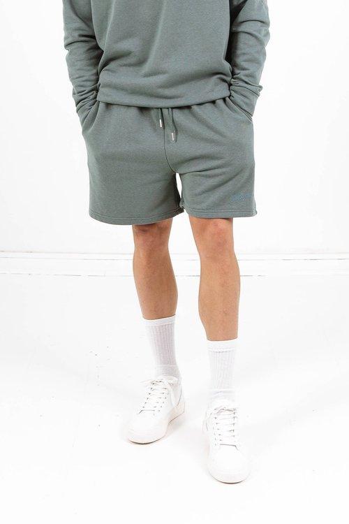 SIXTH JUNE - Logo signature shorts - Green