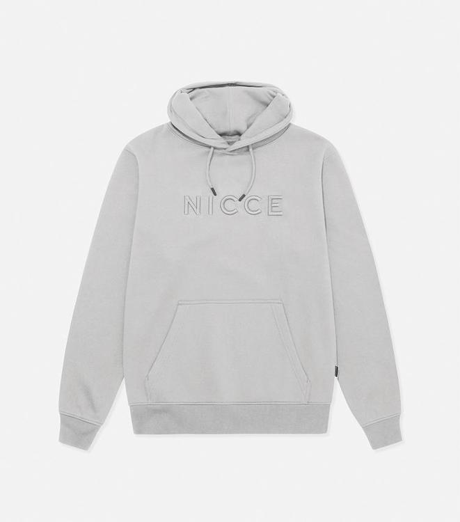 NICCE - Mercury Hoodie - Stone Grey