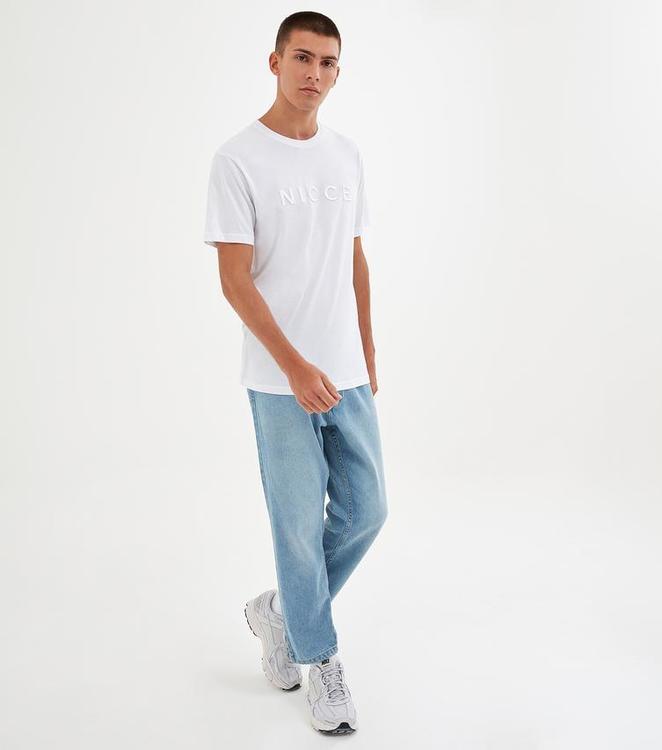 NICCE - Mercury T-shirt - White