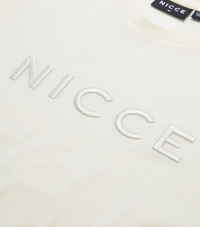 NICCE - Mercury T-shirt - Ecru