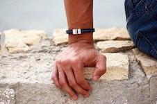 SO SWEDEN | Armband | Menswear | Dark Brown