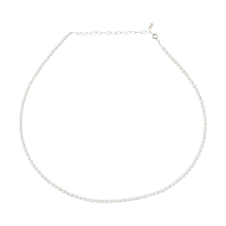 ANITA JUNE   Halsband   Small Pearl - Guld