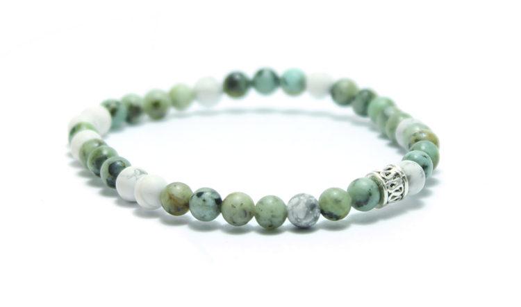 armband stenar grönt nature speaks unit jewelry