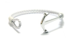 UNIT JEWELRY | Armband | White Sail Silver
