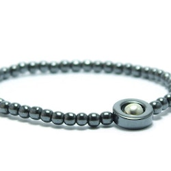 UNIT JEWELRY | Armband | Hematite Core
