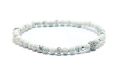 UNIT JEWELRY   Armband   Marble Pavé Silver