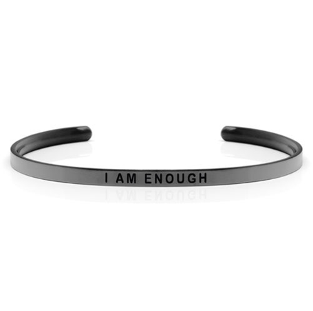 grått armband daniel sword I am enough