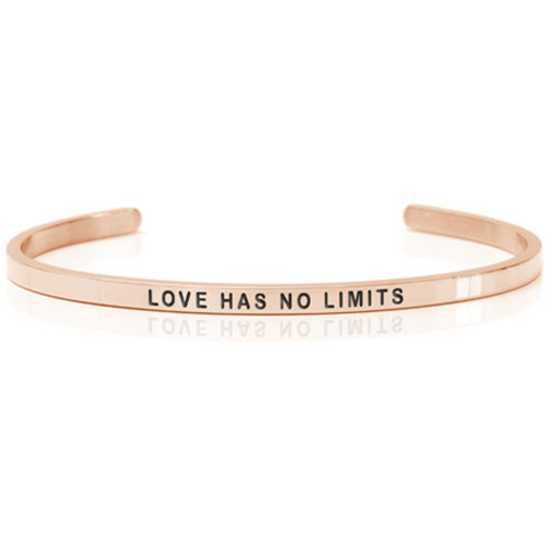 DANIEL SWORD | Armband | Love has no limits 18K Rose gold