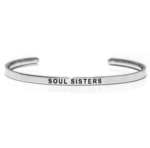 DANIEL SWORD | Armband | Soulsisters - Steel