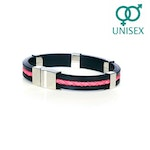SO SWEDEN | Armband | Unisex | Pink and Silver
