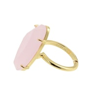 STAR OF SWEDEN | Ring | 18K Guld | Powder Pink