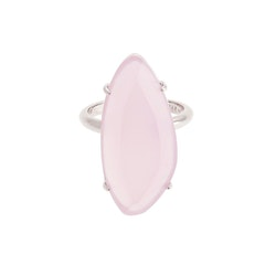 STAR OF SWEDEN | Ring | Silver | Powder Pink