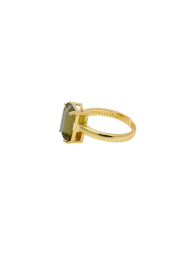 STAR OF SWEDEN   Ring   Say Yes   Chocolate Brown Gold