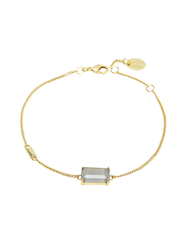 STAR OF SWEDEN | Armband | Jet Set | Gracy Gray Gold