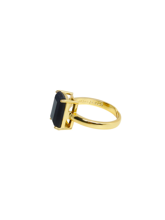 STAR OF SWEDEN | Ring | Say Yes | Dark Mystery Gold