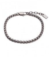 DWITE MAN | Armband | Brandon Steel Chain