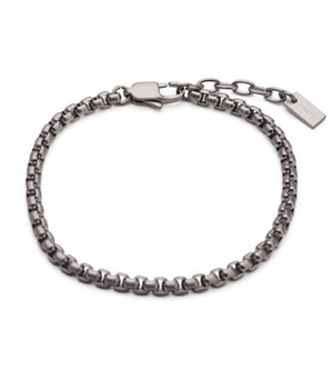 DWITE MAN | Armband | Brandon Steel Chain
