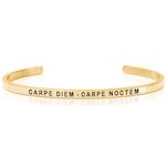 DANIEL SWORD | Armband | Carpe Diem - Carpe Noctem 18K gold