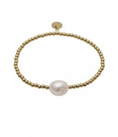 BUD TO ROSE   Armband    Baroque Pearl Gold