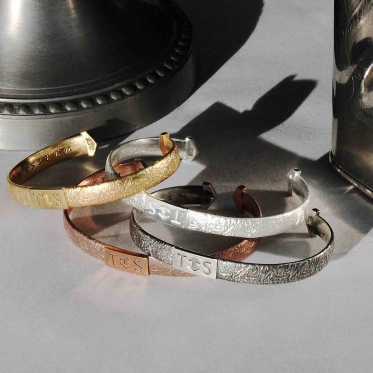 TREEM | Armband | Norden - Sterlingsilver Oxid