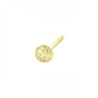 ANITA JUNE | Örhängen | Balboa Circle Studs - 18K Gold