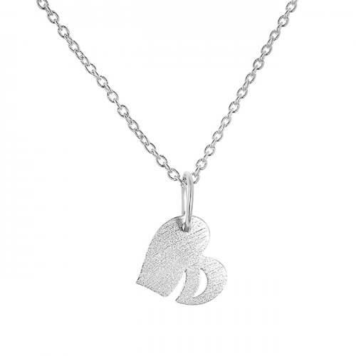 silverhalsband leaf love anita june