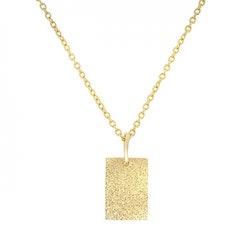 ANITA JUNE | Halsband | Balboa  - 18K Guld
