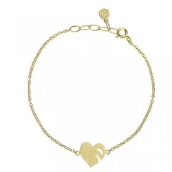 ANITA JUNE | Armband | Leaf Love - 18K Guld