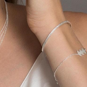 ANITA JUNE   Armband   Balboa - Sterlingsilver