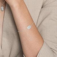 ANITA JUNE   Armband   Label...Not - Sterlingsilver